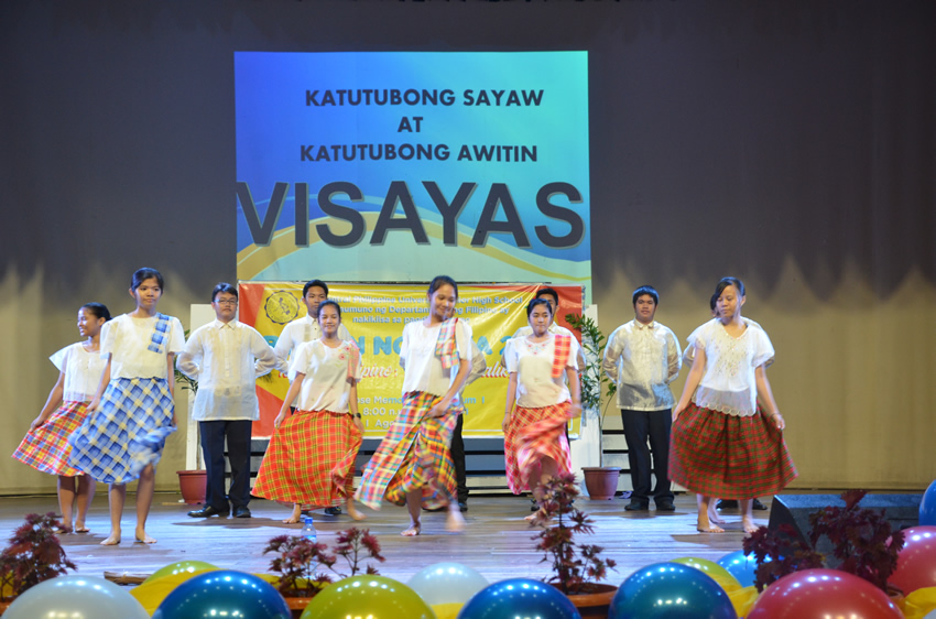 CPU celebrates Buwan ng Wika | Central Philippine University